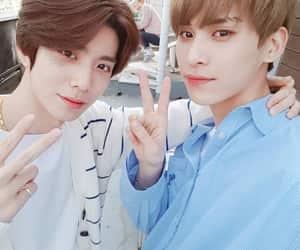 k-pop, taeyang, and hwiyoung image