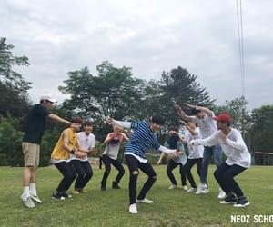 k-pop, neoz school, and sf9 image