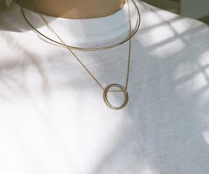 accessories, indie, and necklace image