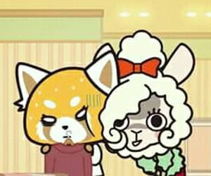 sanrio, godinez, and aggretsuko image