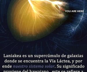 universo, via lactea, and galaxia image