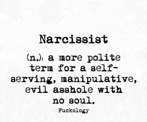 quotes and narcissistic image