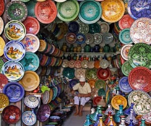destinations, marrakech, and traveling image