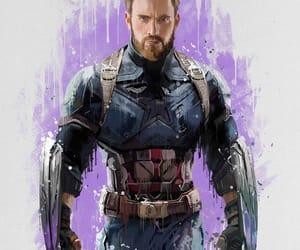 Marvel, Avengers, and steve rogers image