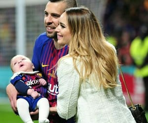 baby, fc barcelona, and champions image