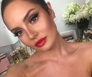 glam, goals, and make up image