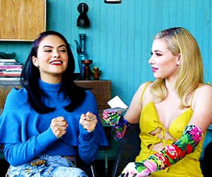 gif, betty cooper, and friends image