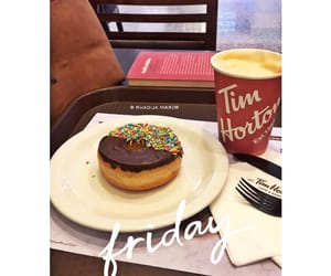 cappuccino, doha, and food image