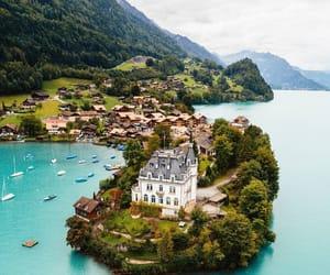 beautiful, switzerland, and places image