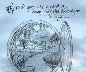 quotes, the hobbit, and lord of the rings image