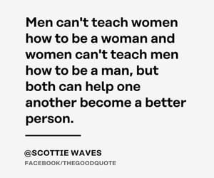 be, help, and men image