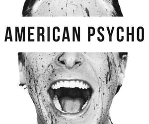 american psycho, christian bale, and Psycho image