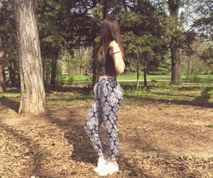 fashion, nature, and fitbody image