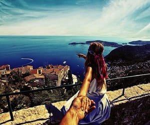 travel and together image
