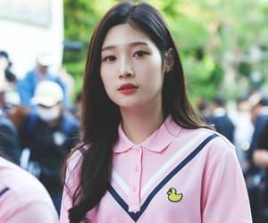 DIA, chaeyeon, and heehyun image