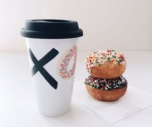 awesome, donut, and sweet image