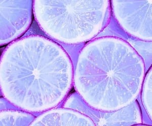 purple, wallpaper, and lemon image