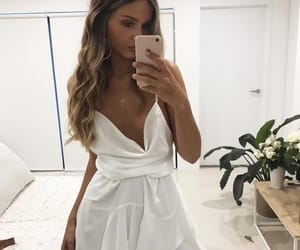 fashion, chic, and white image