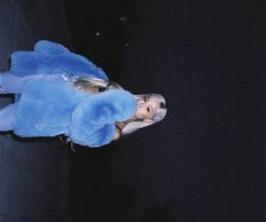 ariana grande, ariana, and blue image