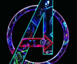 Avengers, Hulk, and iron man image