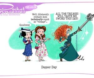 pocket princesses, -funny, and -princess image