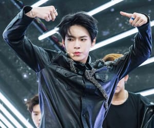 doyoung, nct, and lucas image