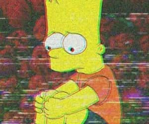 bart and wallpaper simpsons image