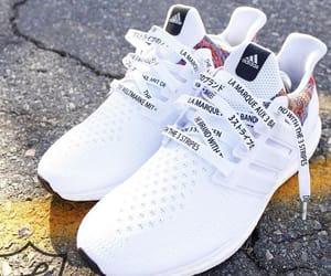 shoes, adidas, and fashion image