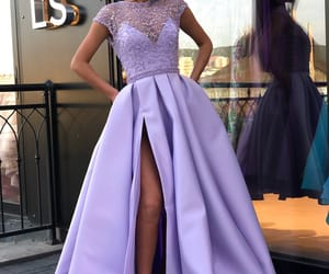 dress, fashion, and style image