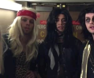luke hemmings, 5sos, and micheal clifford image