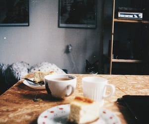 aesthetic, food, and vintage image