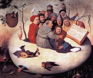 art and hieronymous bosch image
