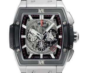 hublot men's automatic image