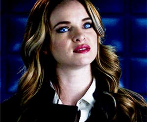 killer frost, danielle panabaker, and gif image