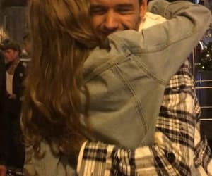 hug and liam payne image