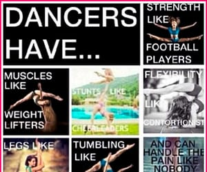 ballet, dance, and quotes image
