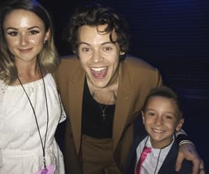 adorable, harrystyles, and fans image