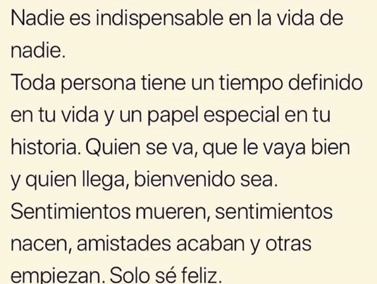 Nadie Es Indispensable Uploaded By Forever Strong