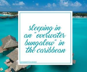 beach, Caribbean, and goals image
