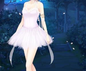 anime, ballerina, and beautiful image