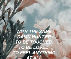 Lyrics, strangers, and halsey image