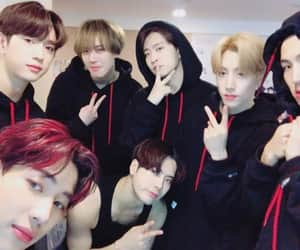 k-pop and got7 image