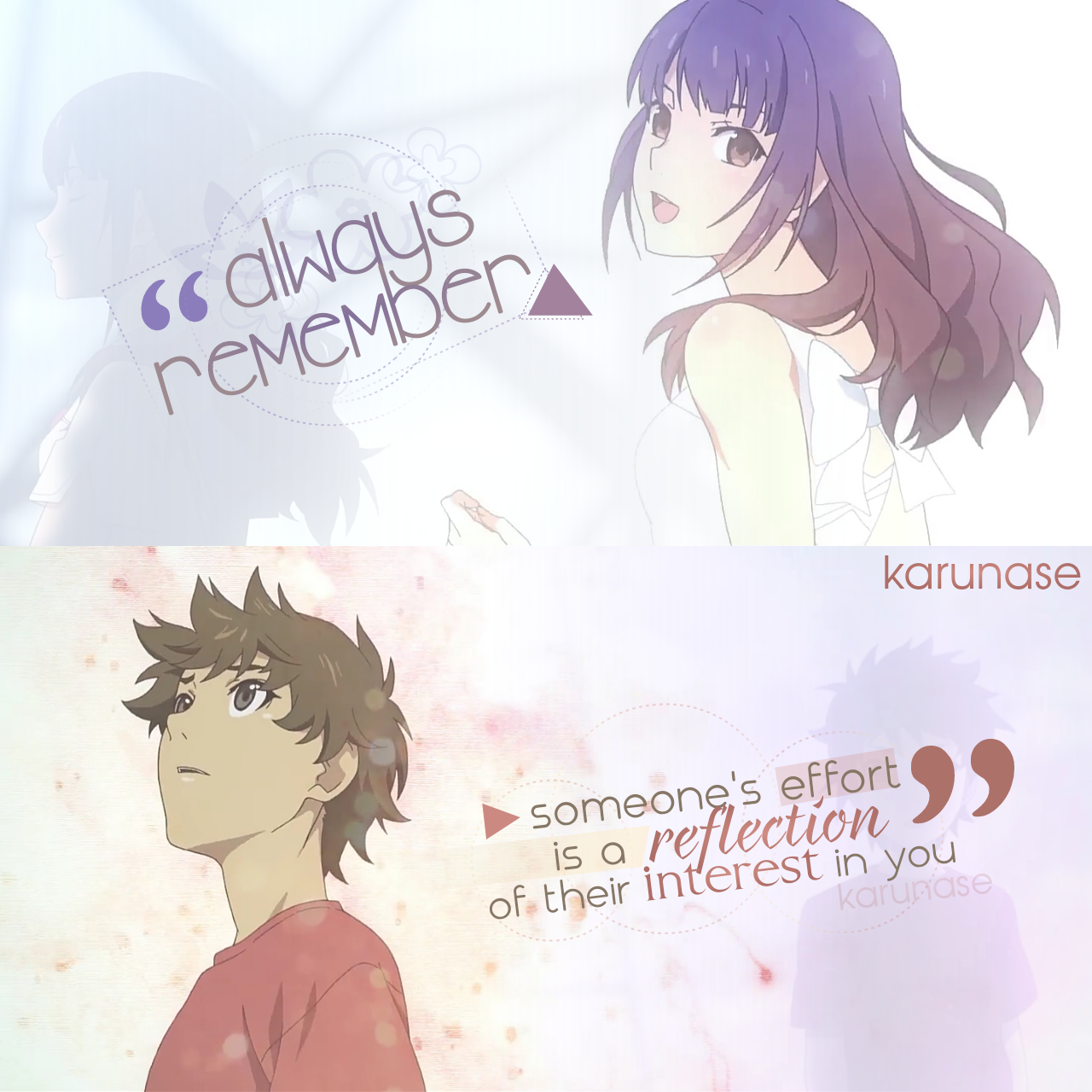Image about quotes in Anime by White on We Heart It