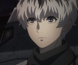 anime, Tg, and tokyo ghoul image