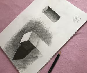 drawing, test, and zeichnen image