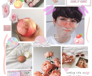 aesthetic, Collage, and cream image