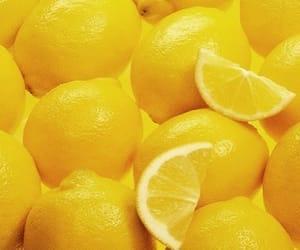 yellow, lemon, and aesthetic image