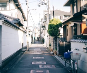 alley, architecture, and asia image