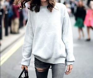 autumn, fashion, and morena image