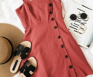 dress, outfit, and fashion image